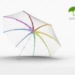 Arriva Ginkgo, l'ombrello riciclabile al 100%