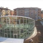 La serra bioclimatica di Schüco Italia a Padova