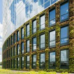 Eneco: il nuovo edificio green a Rotterdam