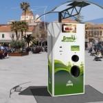Green Totem: ecco il nuovo sistema al 100% ecocompatibile