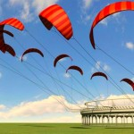 Impianti eolici ad alta quota mediante l'utilizzo di aquiloni