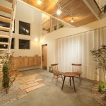 Kofunaki House: il villaggio in armonia con la natura