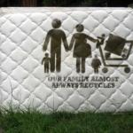 La catena alberghiera Hilton ricicla i materassi
