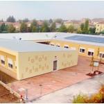 """La nuova Scuola Primaria """"green"""" di Fabbrico realizzata da Premetel"""