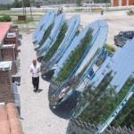 Alimentare le attrezzature da cucina grazie all'energia solare