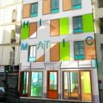 Hi Matic, l'hotel parigino ecologico e fai da te