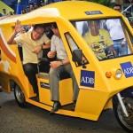 Filippine: al via il progetto E-Trike