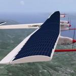 Solar Impulse: l'aereo a energia solare farà scalo negli USA