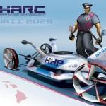Subaru Sharc, la nuova vettura della polizia ecosostenibile