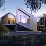 D*Haus, la casa che cambia forma a seconda del clima