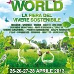 Green World: dal 25 al 28 Aprile a Milano Novegro