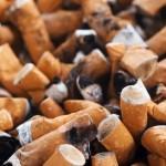 Dall'America nuove idee per riciclare i mozziconi di sigaretta