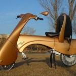 Dall'Ungheria arriva Moveo, lo scooter elettrico pieghevole
