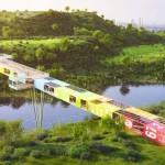 ECOntainer: un ponte fotovoltaico realizzato con container riciclati