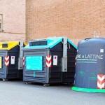 Ferrara: nuovi cassonetti dotati di pannelli informativi e QR code