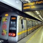 Università di Delhi: produrre energia grazie al passaggio della metropolitana