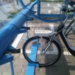 Gci Group presenta un innovativo parcheggio per bici elettriche