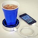 One Puck: ricaricare il cellulare grazie alle bevande calde o fredde
