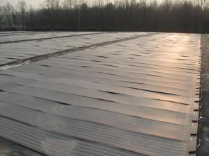 La discarica Tiretta diventa centrale fotovoltaica
