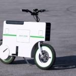 Zeit Eco, lo scooter elettrico che entra in un bagagliaio