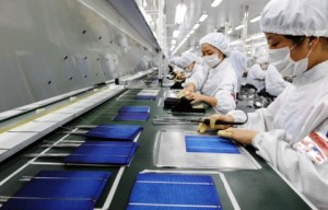 Fotovoltaico Made in Cina