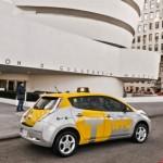 Mobilità sostenibile: anche a New York debuttano i taxi elettrici