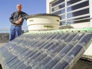 pannello solare low-cost