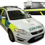 In Inghilterra ambulanze con pannelli fotovoltaici