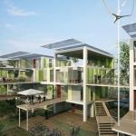 Casa 100K, un'abitazione ecologica a basso costo