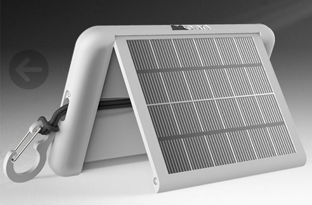 Earl solar tablet