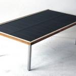 Sun Table, un tavolo fotovoltaico da giardino