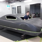 Sunswift Eve, l'automobile a energia solare