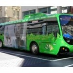 Progetto TOSA: ricarica superveloce per gli autobus elettrici