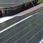 In funzione la centrale fotovoltaica più grande del Canton Vallese