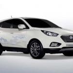 Copenaghen: consegnate le prime 15 vetture ix35 Fuel Cell a idrogeno della Hyundai