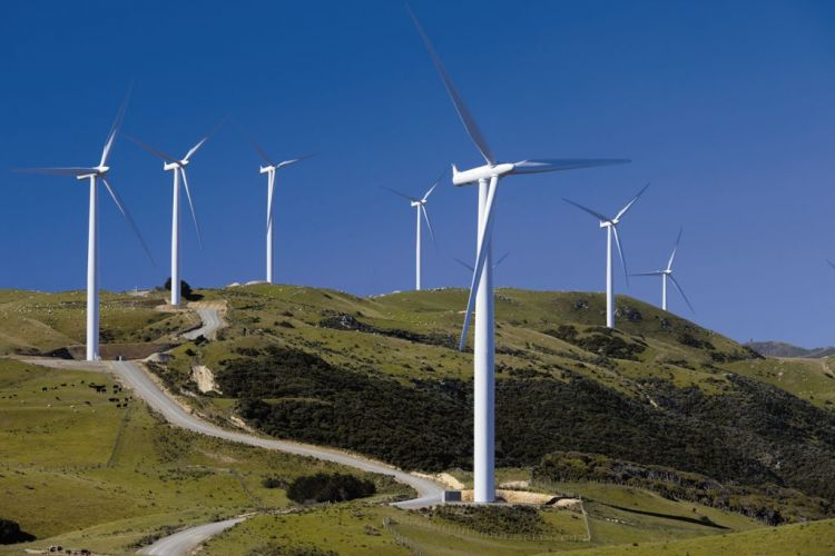 parco eolico Svezia
