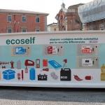 Ecoself, la stazione ecologica itinerante di Hera
