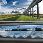 Hyperloop, il treno del futuro a energia solare