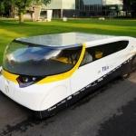 Stella, l'auto elettrica a energia solare