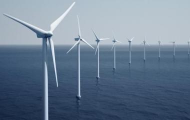 maxi parco eolico off-shore