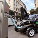 Ricarica elettrica: 23 colonnine installate a Bari