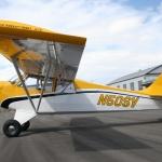 Aviat Aircraft, il velivolo a gas naturale