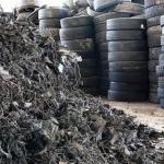 Ecopneus: pneumatici trasformati in asfalto