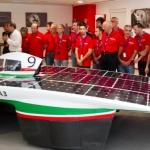Emilia 3, l'auto solare italiana al World Solar Challenge
