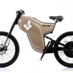 Greyp G12: il motociclo elettrico a pedale