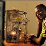 Riciclo: una stampante 3D dai rifiuti elettronici
