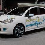 Hybrid Air, l'ibrida ad aria compressa della Peugeot