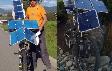 Solar-Cross ebike