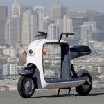 Kubo, lo scooter pick-up elettrico della Lit Motors