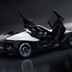 Auto elettriche: presentato il prototipo della Nissan BladeGlider